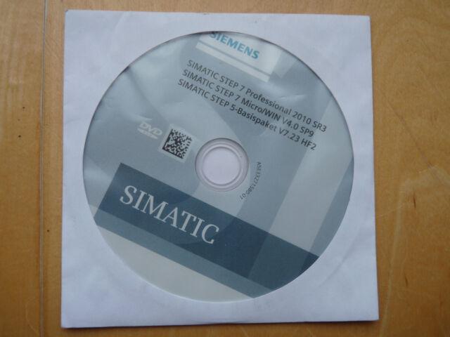 SIEMENS Step5 Step 5 Programmiersoftware 6ES5894 0MA04 Version 7.23 und Graph5II