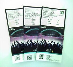 Boxing-Memorabilia-Anthony-Joshua-v-Povetkin-Tickets-Ticket-Stub-s