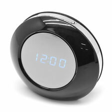 telecamera con registrazione sd audio video microspia sveglia digitale Spy Cam