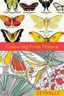 Colouring from Nature by Deyrolle (Paperback, 2016)