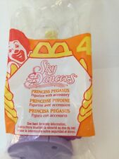McDonald's Happy Meal Sky Dancers Princess Pegasus
