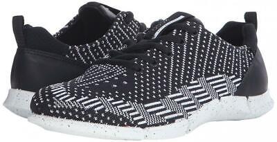 ECCO Frauen intrinsische Karma Strick Sneakers schwarz 12 12.5 | eBay