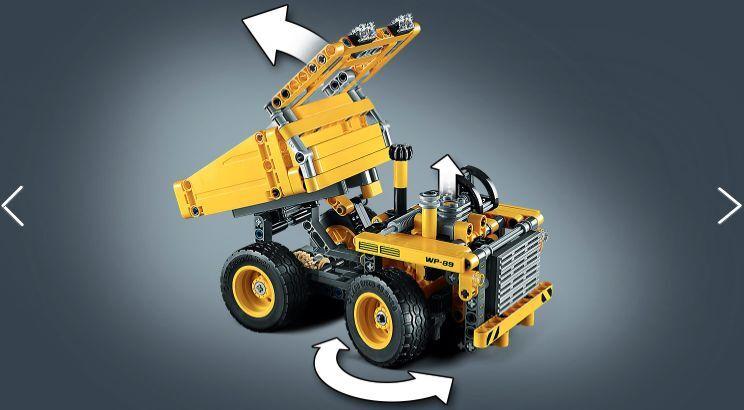 LEGO® Technic 42035 Muldenkipper NEU OVP_ Mining Mining Mining Truck NEW MISB NRFB ef506b