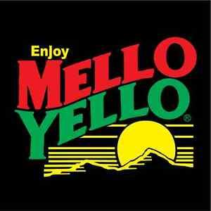 Mello-Yello-Racing-Nascar-Car-Bumper-Window-Notebook-Sticker-Decal-4-5-034-X4-5-034