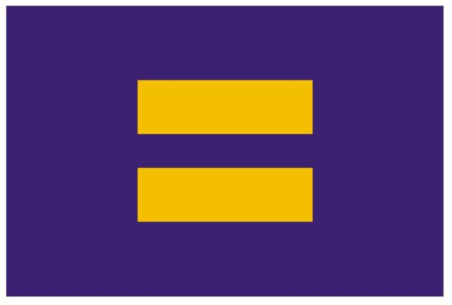 HUMAN RIGHTS Flag Sticker MADE IN THE USA F218 CHOOSE SIZE FROM DROPDOWN