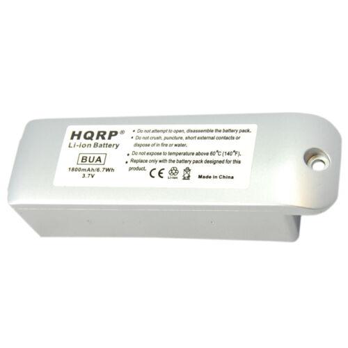 500 Deluxe 550 450 HQRP Batería para Garmin Zumo 400 500 010-10863-00 GPS