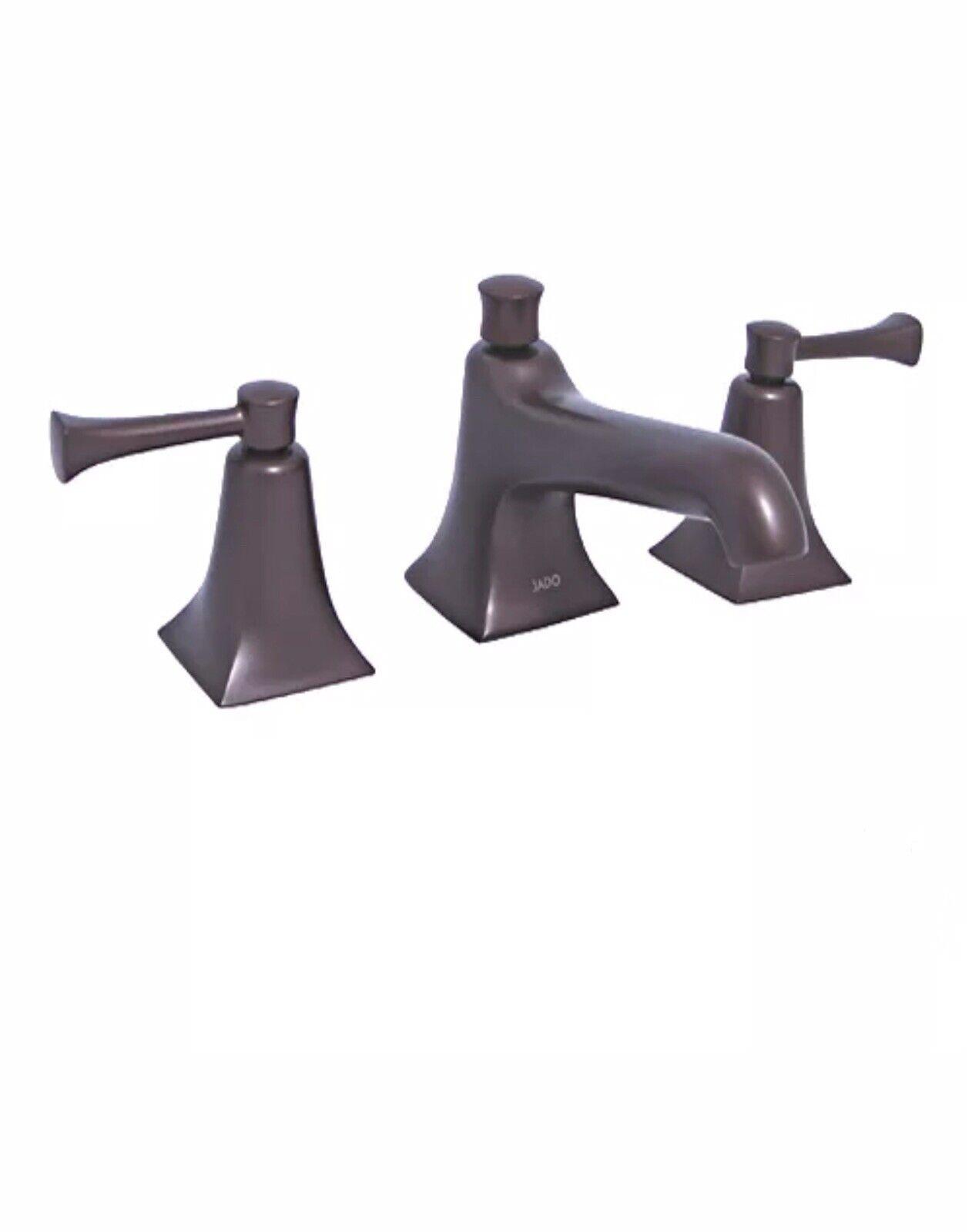 Jado 820003 105 Illume Old Bronze Widespread Bathroom Sink Faucet For Sale Online Ebay