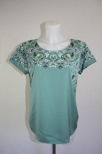 Ladies new ex m/&s short sleeve top t-shirt  12 14 16