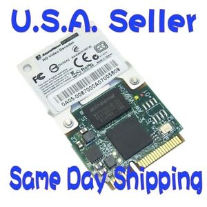Broadcom-AW-VD920-BCM970015-70015-Mini-PCI-E-APPLE-TV-1080p-Crystal-HD-Decoder