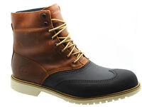 Timberland Earthkeepers Ek Stormbuck Chukka Duck Mens Boots Blue Brown 5439a T1