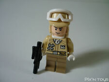 LEGO STAR WARS / Minifigures SW291 - Hoth Rebel Trooper