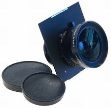 SUPER-ANGULON 1:8/90mm SCHNEIDER MULTICOATING 4x5 CAMERA LENS COPAL No:0 f=90mm