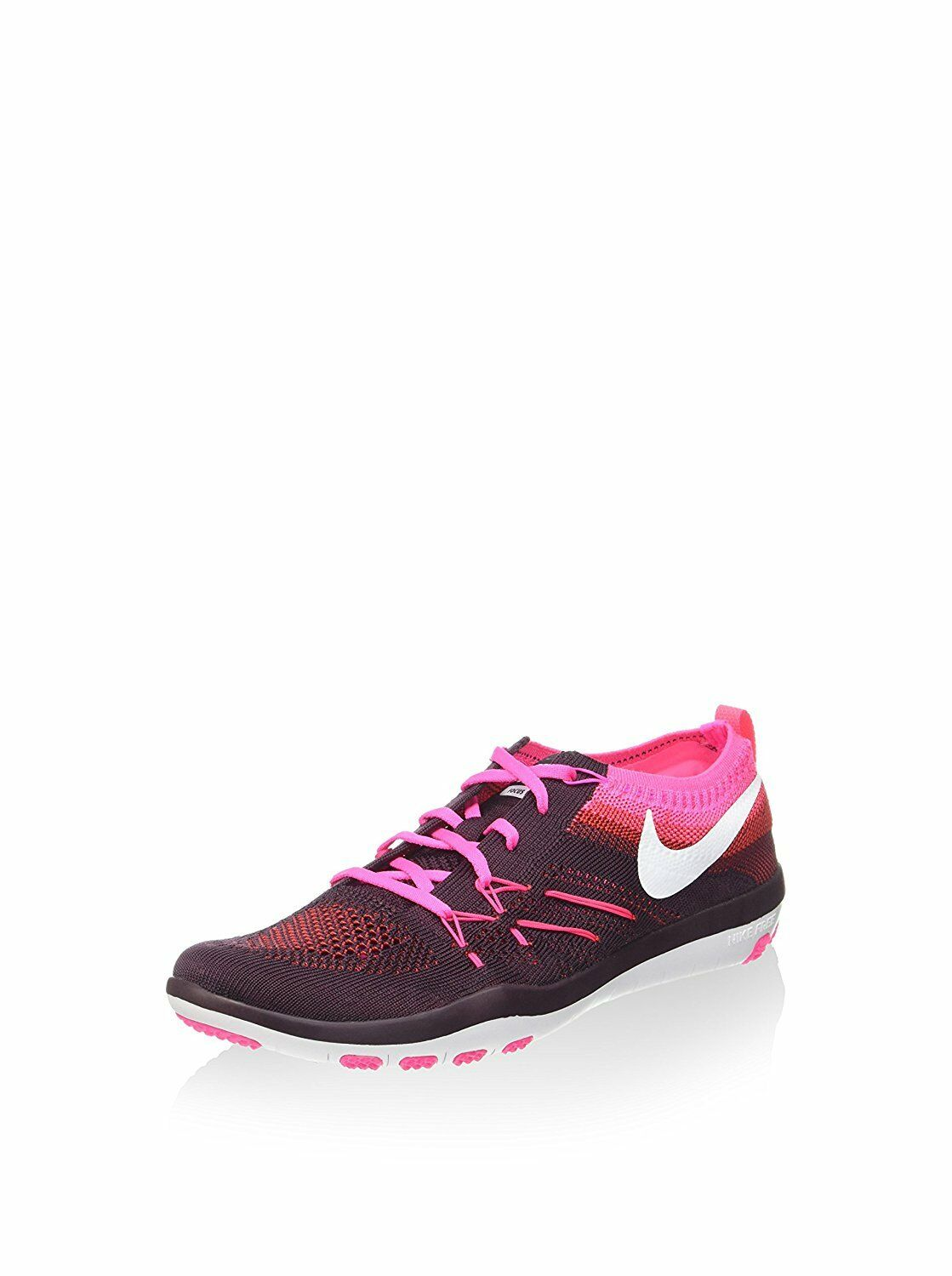 NIKE WOMENS FREE TR FOCUS FLYKNIT TRAINING SHOES (RETAIL)