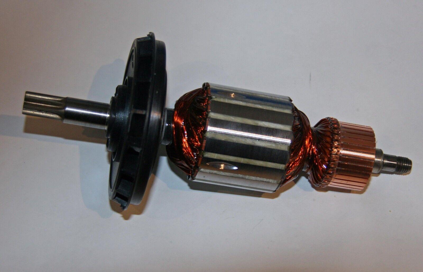 Anker Rotor für Bosch GBH 5-40 DE GBH 5-40 DCE GSH 5E  GSH 5 CE 1614011098
