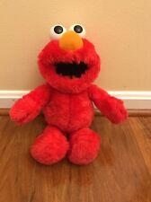 """TYCO Talking Elmo Loves You Plush 1997 - 15"""" - Working"""