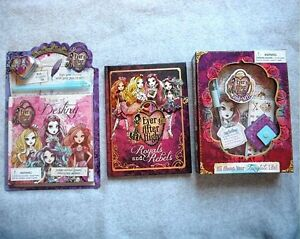 Image Is Loading EVER AFTER HIGH Royals Rebels Book Destiny And