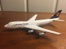 herpa Wings Lufthansa Cargo Boeing 747-200F Service Revolution **RARE**