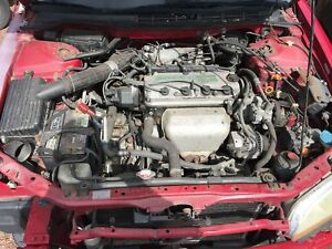 1998 1999 Honda Accord Engine Motor Brain Box Ebay