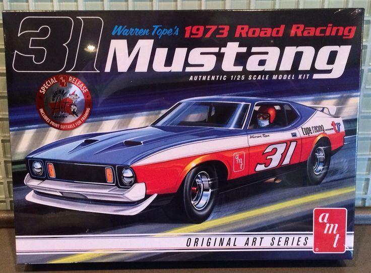 2014 amt 1 25 WARREN TOPE'S 1973 MUSTANG ROAD RACING