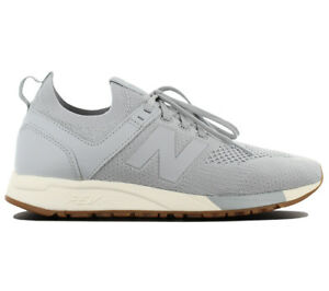 Détails sur New Balance Lifestyle 247 Mrl247ds Baskets Hommes Gris Chaussures Revlite