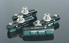 4x RR Aero Bremsschuhe m SWISSSTOP f Shimano/SRAM Titan Schraube 12,7g tune it