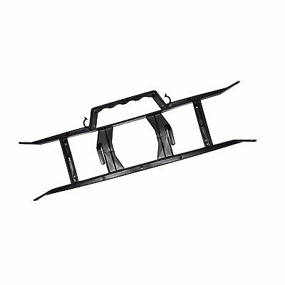 Cable H Frame Keeps cables wire lead tidy garden DIY BLACK Reel with handle