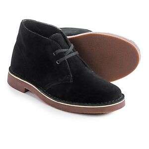 f88967f10b3 Details about NEW WOMENS CLARKS ACRE BRIDGE BLACK SUEDE LEATHER CHUKKA  DESERT LACE UP BOOTS