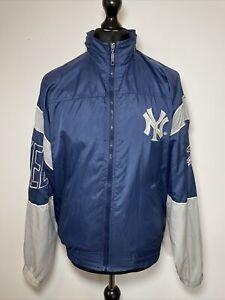 Starter MLB New York Yankees American League 90's Vintage Windbreaker Jacket M