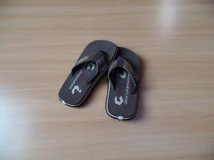 Cool-Shoe-ORIGINAL-Zehentrenner-braun-Gr-35-36
