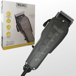 Wahl Taper 2000 Hair Cutting Machine Clipper Grey 4006