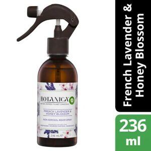 Botanica French Lavender & Honey Blossom Room Spray 236mL