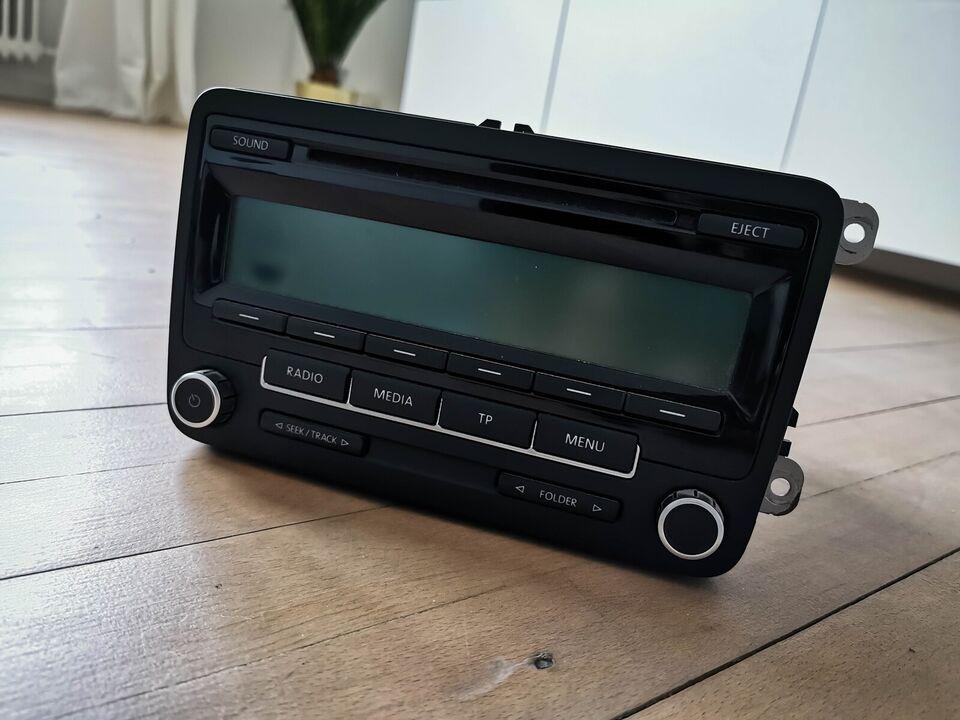 Elektriske Dele, Radio RCD 310, VW Golf