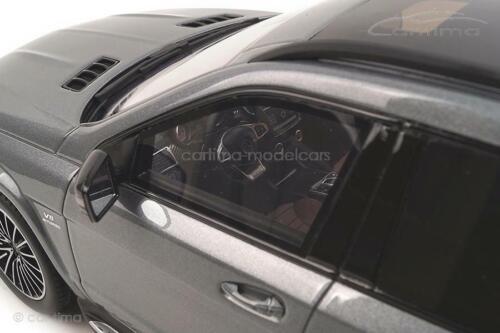 GT Spirit 1:18 GT784 Selenit grey Mercedes-AMG GLS 63