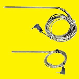 6-ft-Food-2-ft-BBQ-Replacement-Probe-for-Maverick-ET-73-71-72-Thermometers