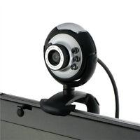 5.0 Mega USB 6 LED Webcam Web Cam Camera for Laptop Mac Skype OY