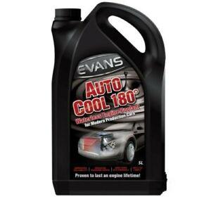 Evans Auto Cool 180° (5 Liter) Kühlflüssigkeit / Kühlmittel ohne Wasser