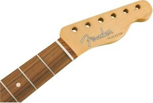 Genuine-Fender-Classic-Series-Mexico-60s-Telecaster-Tele-Neck-Pau-Ferro