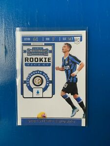 Panini Chronicles Soccer 2019/20 Sebastiano Esposito Contenders ROOKIE TICKET
