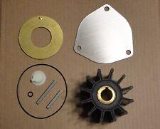 Sherwood Sea Water Pump Impeller Minor Repair Kit 17000K w/ Wear Plate & Cover