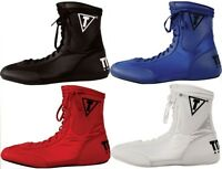 Title Boxing Shoes - Lo Top