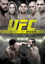 UFC: Best of 2013 New DVD. Brand new.