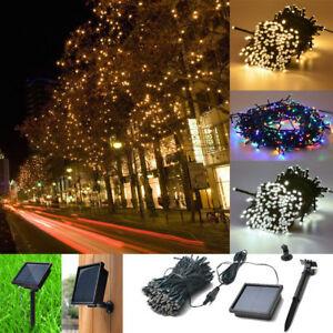100-200-LED-String-Solar-Light-Garden-Outdoor-Xmas-Party-Fairy-Tree-Decor-Lamp-a