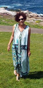 NWT-Plus-Size-Long-Boho-print-Maxi-Dress-2-sizes-to-fit-from-12-14-16-18-20-22