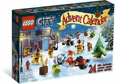 LEGO® City 4428 Adventskalender NEU OVP_ Advent Calendar NEW MISB NRFB