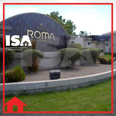 SE VENDEN Terrenos en ROMA Residencial