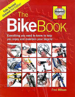"""AS NEW"" The Bike Book, Stevenson, John, Book"