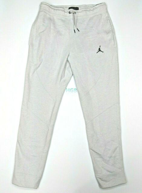 Alert Jordan Wings Jogger Pants Light Bone Black Sportswear Lifestyle 860198-073 Nwt Strong Packing Activewear Bottoms