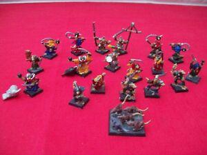 Warhammer Fantasy Skaven Army - Métal bien peint