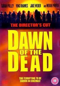 Dawn Of The Dead (DVD / Director's Cut / Zack Snyder 2004)