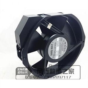 Nmb Mat Aluminum Frame Ac Fan 5915pc 12t B30 115v 35 32w